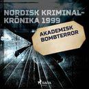 Akademisk bombterror