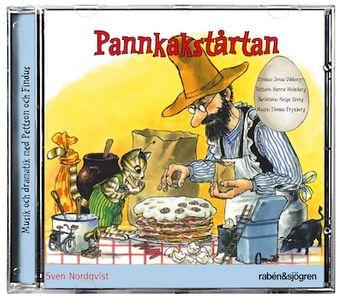 Pettson och Findus - Pannkakstårtan