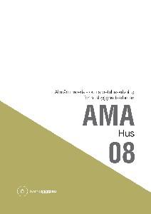AMA Hus 08